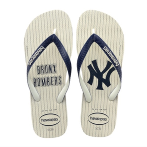 7e7fa519971e0a Havaianas MLB New York Yankees Sandals